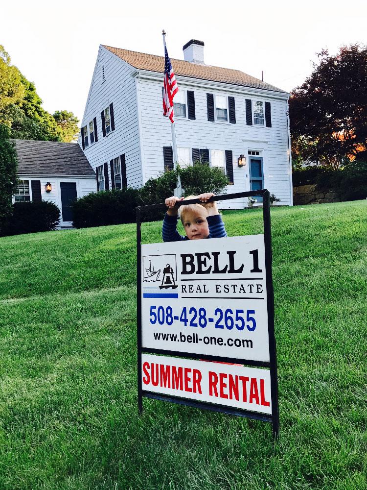 bell one summer rental